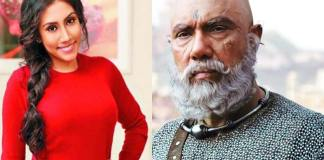 tamil actor sathyaraj's daughter threatens to kill the divya