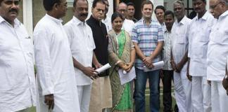 congress chief rahul gandhi going to visit aqua food park victims