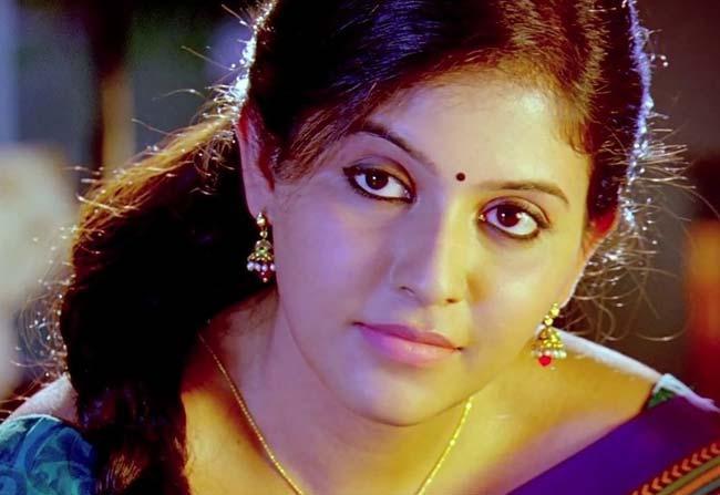 Indian Film Actress Anjali Visits Parliament