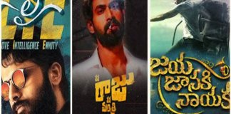 tollywood producers are worrying about three films releasing on august 11th