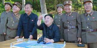 North Korea Encouragement didnot stop