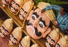 Pune People fires to Gurmeet Ram Rahim Singh as place in Ravana