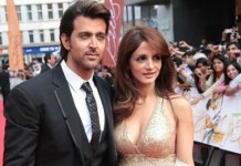 Hrithik roshan is married to his ex-wife sussanne khan again
