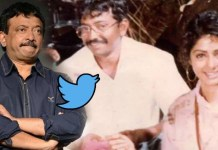 RGV Painful Tweets About Rumors On Sridevi Death Mystery In Media