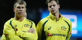 All Over Support For David Warner And Steve Smith In Ball Tampering