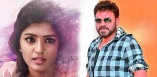 Eesha Rebba to act in Venkatesh Teja movie
