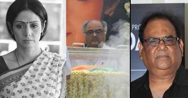 Satish Kaushik says about Sridevi