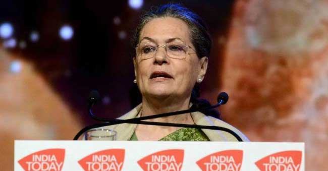 Sonia Gandhi comments on Modi at India Today Conclave 2018