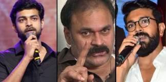 Mega Family Supports to Pawan Kalyan