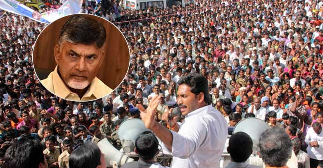 Ys Jagan Comments on Chandrababu One Day Fasting