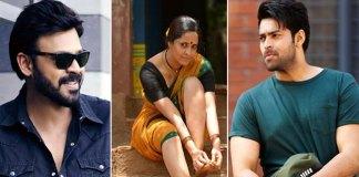 anasuya role in varun tej and venkatesh multistarrer movie