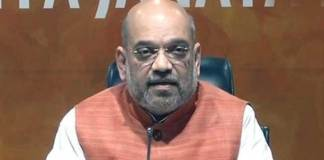 Amit Shah praises Modi on NDA 4th anniversary