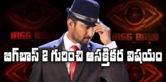 Bigg Boss Telugu Season 2 starting date and Duration details