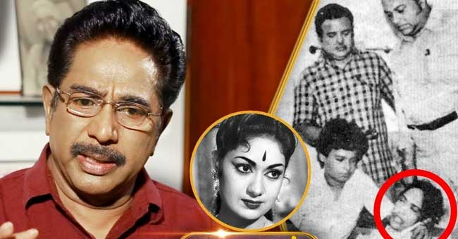 Gemini Ganesan friend actor Rajesh says about Savithri life