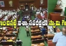 Kumaraswamy wins Karnataka Assembly Floor Test