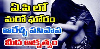 Sexual Harassment On 6 Years Baby By 4 Minor Boys In Andhra Pradesh