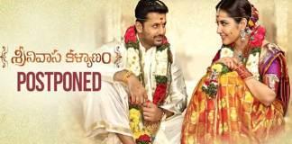 Srinivasa Kalyanam Postponed Due To ReShoot