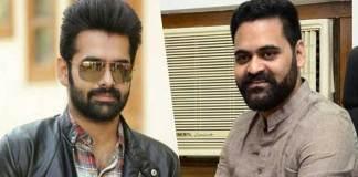 praveen sattaru and ram pothineni movie Gets canceled