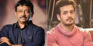 Akhil talks about Movie with Ram Gopal Varma