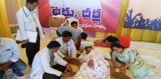 MP CM Ramesh and Btech Ravi Health Deteriorates