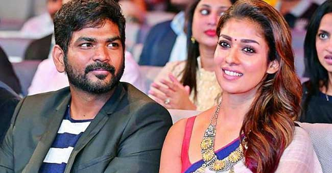 Nayanthara Express Her Love On Vignesh