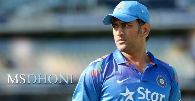 Mr cool and simple Ms Dhoni