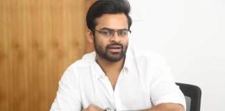 Sai Dharam Tej Put Concentration on movie story