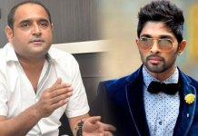 Director Vikram Kumar Seroins On Alluarjun