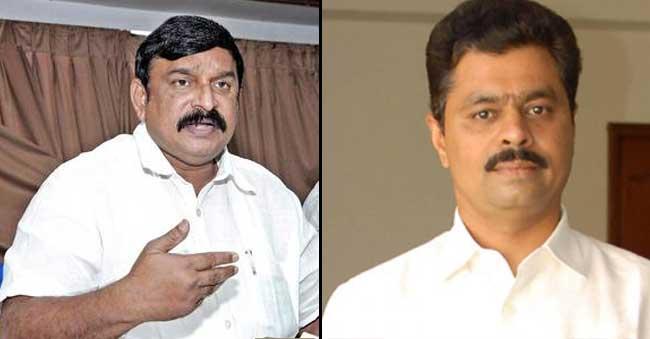 bjp mla vishnu Kumar raju comments on chandrababu and cm ramesh