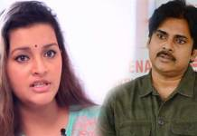 renu desai counter attack to pawan kalyan fans