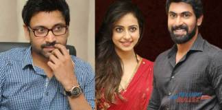 Rana sumanth and rakul preet confirmed for NTR Biopic