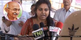 shakun pandey said killed gandhi