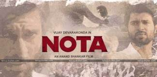 Mind Blowing Pre Release Business Stats Of NOTA Movie