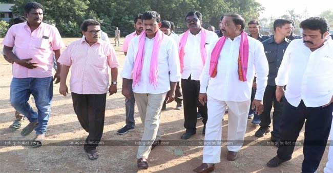 TRS chief and Telangana