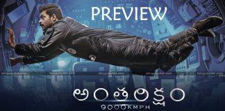 Varun Tej Antariksham 9000 KMPH Movie Preview