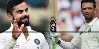 Virat Kohli Breaks Rahul Dravids 16 Year Old Record