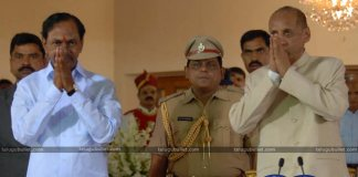 Kalvakuntla Chandrashekar Rao Swear In As Cm Of Telangana