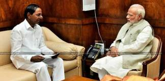 Telangana CM KCR Meet To Modi