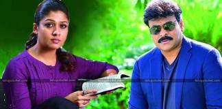 Nayanthara To Pair Up With Chiranjeevi Again
