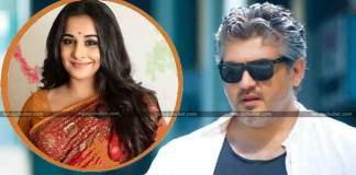 Tamil Remake Of Pink Vidya Balan Joins Ajith