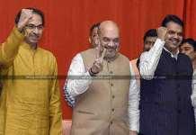Amit Shah Finally Won Over Shiv Sena LK Advani Was Tougher
