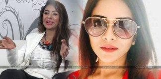 Sri Reddy Supports Shikha Chowdary