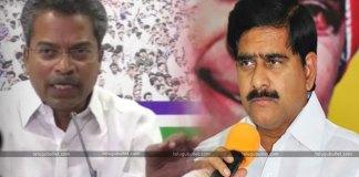 TDP vs YCP At Mylavaram