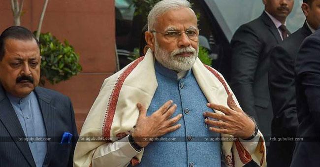 Modi To Visit Visakhapatnam Today