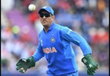 dhoni glouces is viral
