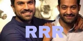 RRR Shoot going on secretly