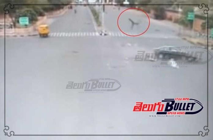 car bike accident in jaipur