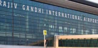 Huge gold seized at Shamshabad airport