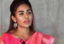 srireddy comments on dorasani movie