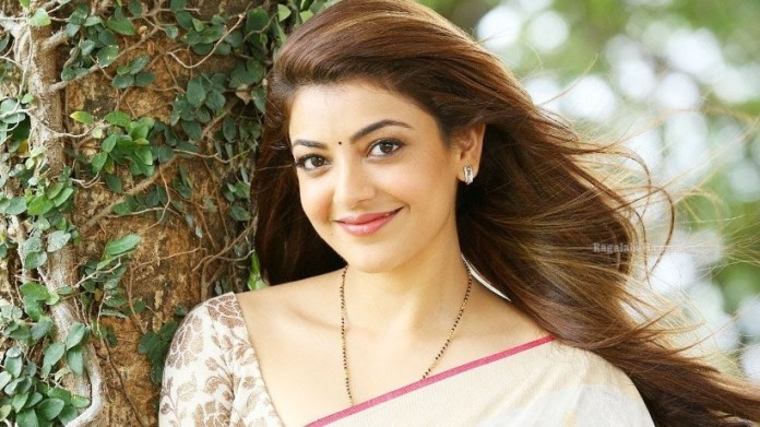 kajal in hollywood movie
